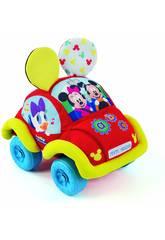 Baby Disney Auto Morbida Interattiva Clementoni 55259