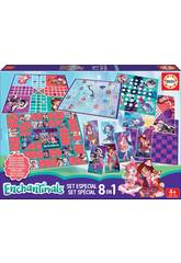 Enchantimals Spezielles Set 8 in 1 Educa 17936
