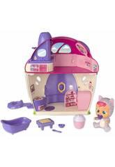 Petits Bébés Pleureurs Larmes Magiques Maison De Katie IMC Toys 97940