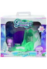 Glimmies Polaris Glimberg con 1 Glimmies Exclusivo Giochi Preziosi GLP05000