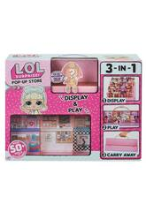 Lol Surprise Pop-Up Store y Muñeca Exclusiva Giochi Preziosi LLU42000
