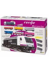 Comboio Elétrico Renfe Mercadorias Pequetren 888