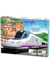 Treno Elettrico Renfe Ave S-102 Pequetren 750