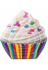 Matelas Cupcake 142x135 cm. Intex 58770