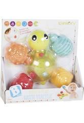 Tartaruga Attività Bagno con trame Kids 5359