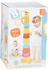 Stapelbare Würfel Giraffe Kids 4702