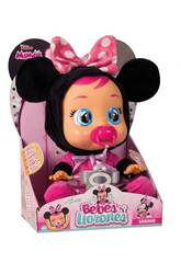 Bébé Pleurnichard Minnie IMC Toys 97865