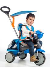 Triciclo Ranger 3 in 1 Blu QPlay T100