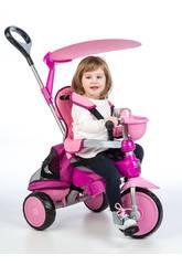 Dreirad Ranger Rosa QPlay T101
