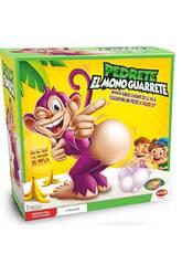 Pedrete El Mono Guarrete Bizak 6246 8742