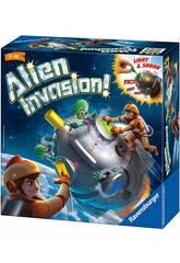 Juego de Mesa Alien Invasion Ravensburger 21379