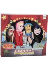 Set 5 Marionnettes Magicien Oz