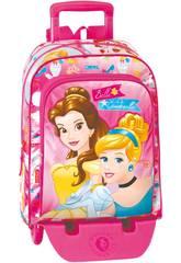 Mochila con Carro Princesas Gift Perona 54247