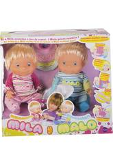 Mila et Malo Famosa 700014512