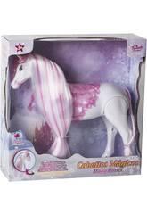 Cavallo Rosa Magico Con Suoni