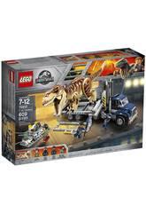 Lego Jurassic World T-Rex Transport 75933