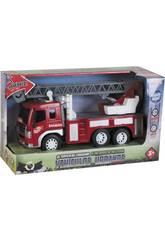Camión Bomberos 26 cm.