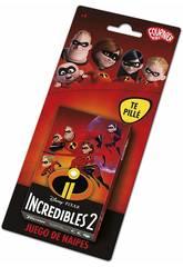 Jeu de Cartes pour Enfants Les Indestructibles 2 Fournier 1040722