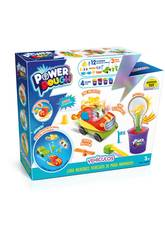 Power Dough Kit Grands Véhicules Canal Toys DP017