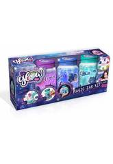 So Glow Magic Jar Cre tu Bote de la Calma Pack 3 Unidades Canal Toys SGD003