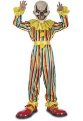 Déguisement Enfant M Clown Farceur