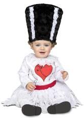 Disfraz Bebé L Novia de Frankie