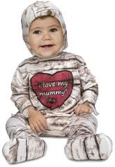 Disfraz Bebé M Momia