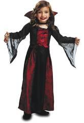 Disfraz Niña L Vampiresa Reina
