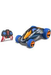 Radio Contrôle Psycho Gyro Pro Bleu Nikko 90251 Télécommandé
