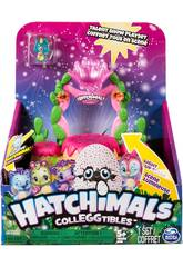 Hatchimals Operación Hatchimals Playset Bizak 6192 9134