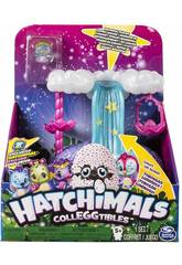 Hatchimals Cascada Mágica Playset Bizak 6192 9135