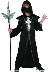 Disfraz Niño Demonio Skeleton Talla L