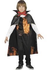 Déguisement Enfant Vampire Infernal Taille M