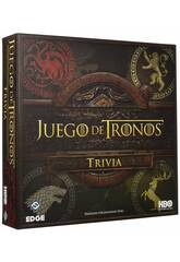 Game of Thrones (Le Trône de Fer) Trivia Asmodee FFHBO10