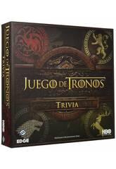 Game of Thrones (Le Trône de Fer) Trivia Asmodee FFHBO10