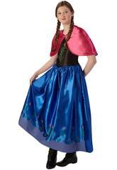 Déguisement Enfant Fille Anna Classic Taille XL Rubies 620978-XL