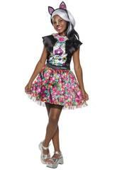 Costume Bimba Enchantimals Sage Skunk Classic S Rubies 641216-S