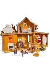 Masha e l'Orso La grande Casa dell'Orso Simba 9301032