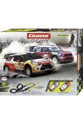 Circuito Rally Action Carrera Go. Mini Dani Sordo / Citroën Ds3 Loeb