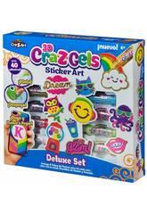 3D Craz-Z-Gels Decora Tu Mundo Pack Deluxe Color Baby 43922