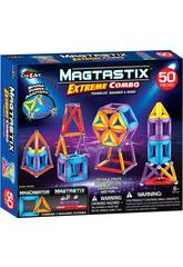 Magtastix Extreme Combo 50 Piezas Color Baby 44807