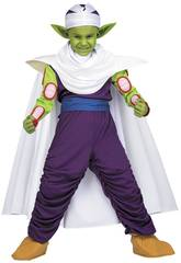 Disfraz Niños XL Dragon Ball Super Yo Quiero Ser Piccolo