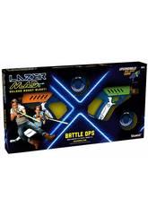Coffret avec 2 Pistolets Laser World Brands 86845