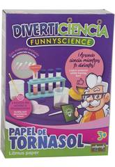 Diverticiencia Papel de Tornasol