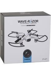 Dron Radio Control 6 Canales 2.4 g con Cámara
