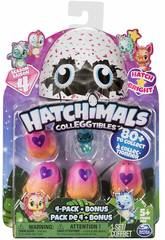 Hatchimals Sammelpack 5 Figuren S4 Bizak 6192 1952