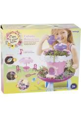Cria o Teu Próprio Jardim Cabana Florescente com Luzes e Sons