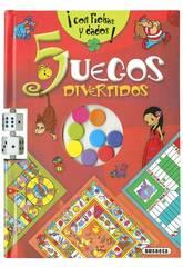 5 Juegos Divertidos Susaeta S3405