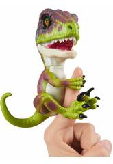 Fingerlings Untamed Baby Dino Velociraptor Stealth WowWee 3782