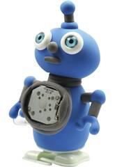 Modelez Votre Robot Blues avec Pâte à Modeler